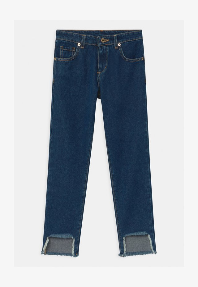 KIDS FLIRTING - Jeans a sigaretta - denim