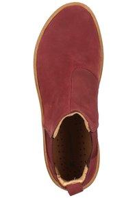 El Naturalista - Classic ankle boots - rioja - 1