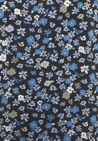 b.young - BYMMJOELLA O NECK BLOUSE - Blouse - brunnera blue - 4