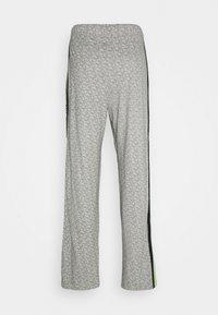 Michael Kors - PEACHED PANT - Pyjama bottoms - grey/multi - 6