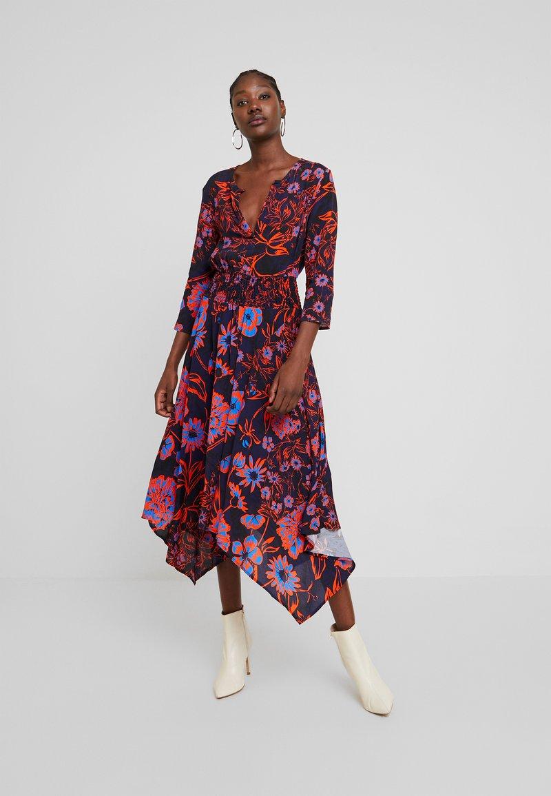 Desigual - Denní šaty - multi-coloured