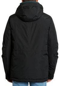 Volcom - HAWSTONE - Veste d'hiver - black - 1