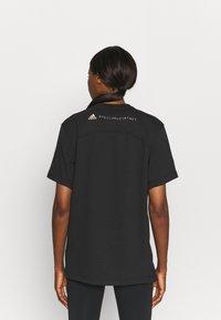 adidas by Stella McCartney - TEE - T-shirt z nadrukiem - black - 2