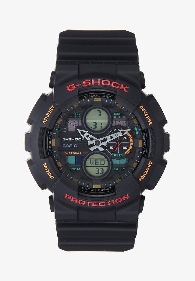 GSHOCK - Ure - black