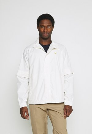 ARCHIVE LIGHTWEIGHT ANORAK RELAXED FIT - Summer jacket - vanilla ice