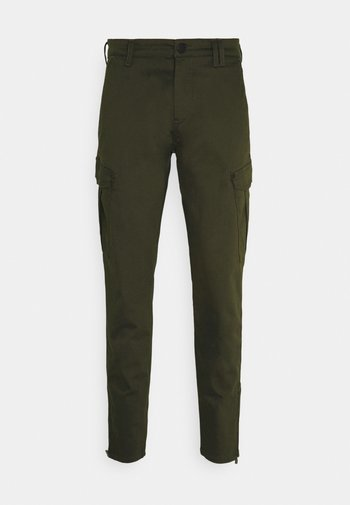 PISA DALE PANT - Cargo trousers - army