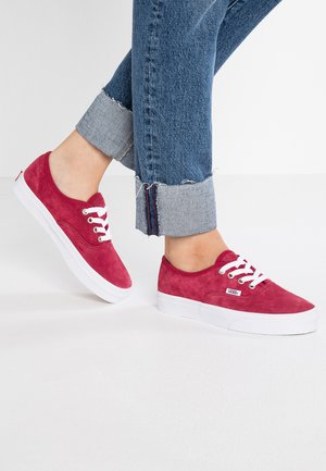 AUTHENTIC - Trainers - red