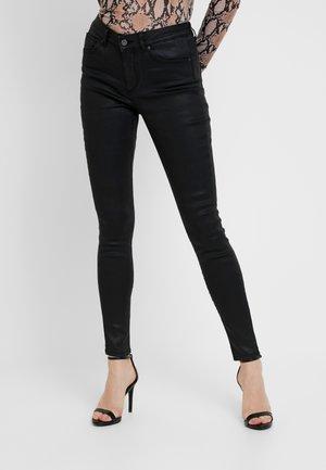 SUPER - Spodnie materiałowe - black