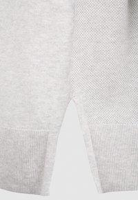 Gap Tall - BELLA OPEN THIRD - Cardigan - light heather grey - 2