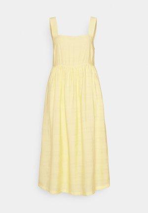 ISLA DRESS - Day dress - lemon haze