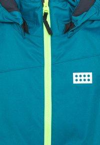 LEGO Wear - JOSHUA 700 JACKET UNISEX - Snowboardová bunda - dark turquoise - 4