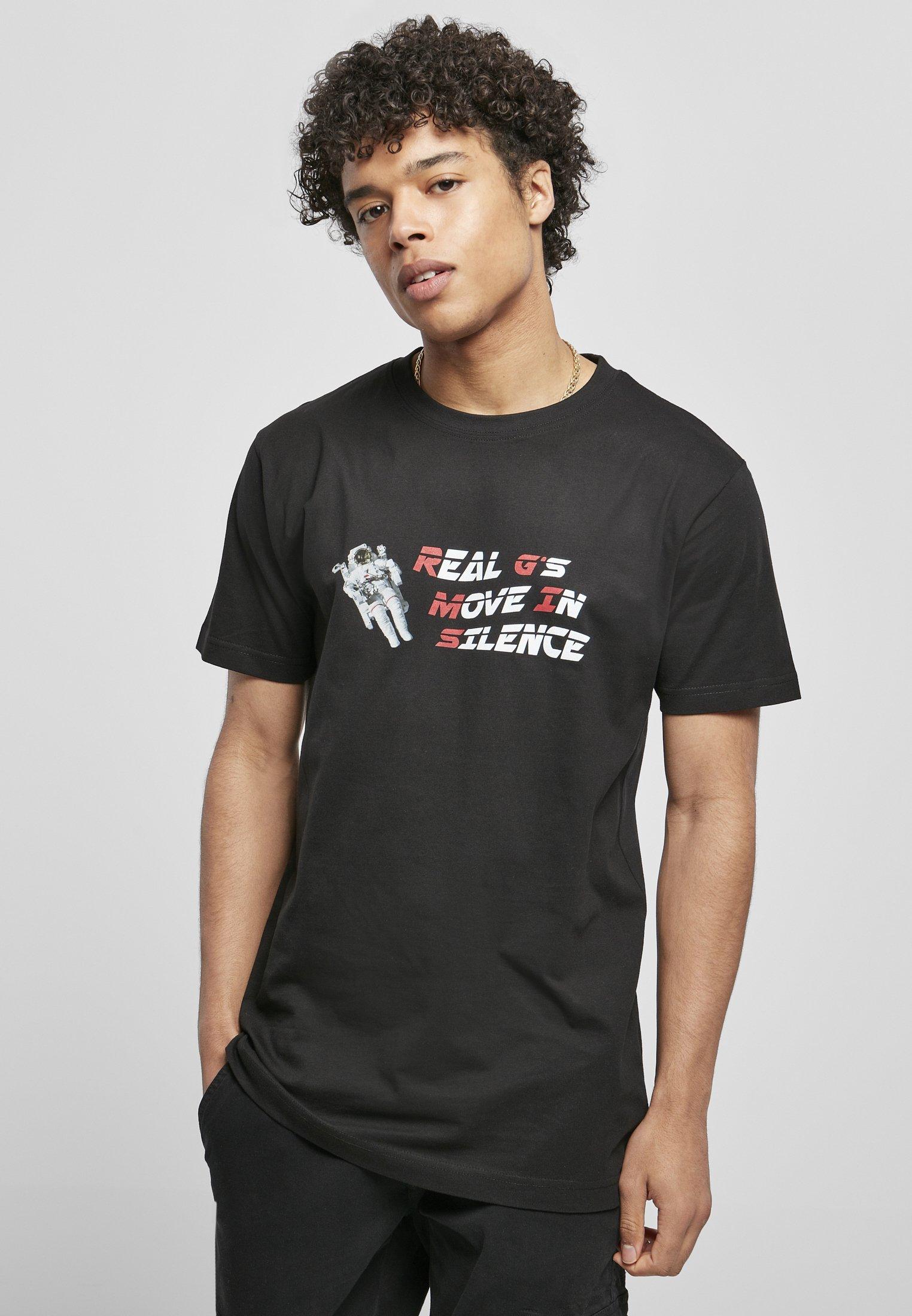 Homme MOVE IN SILENCE TEE - T-shirt imprimé