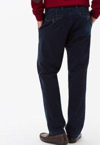 BRAX - STYLE JIM - Straight leg jeans - blue - 1
