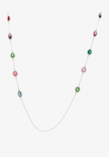 LUMINOUS - Necklace - silber