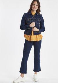Dranella - DRIHARRIET  - Cowboyjakker - mid neptune blue - 1