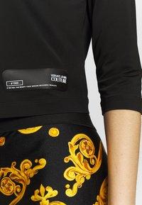 Versace Jeans Couture - Chemisier - black - 5