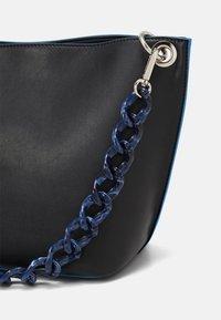 HVISK - NEAT TONAL - Handbag - black - 3