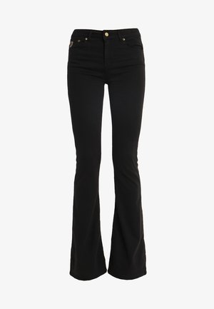RAVAL LEA SOFT COLOUR - Trousers - black