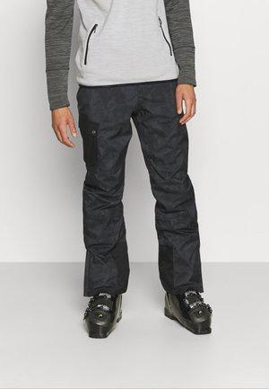ABSOLUTE II PANT - Snow pants - black