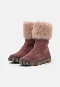 Froddo - MYA TEX MEDIUM FIT - Boots - pink - 1