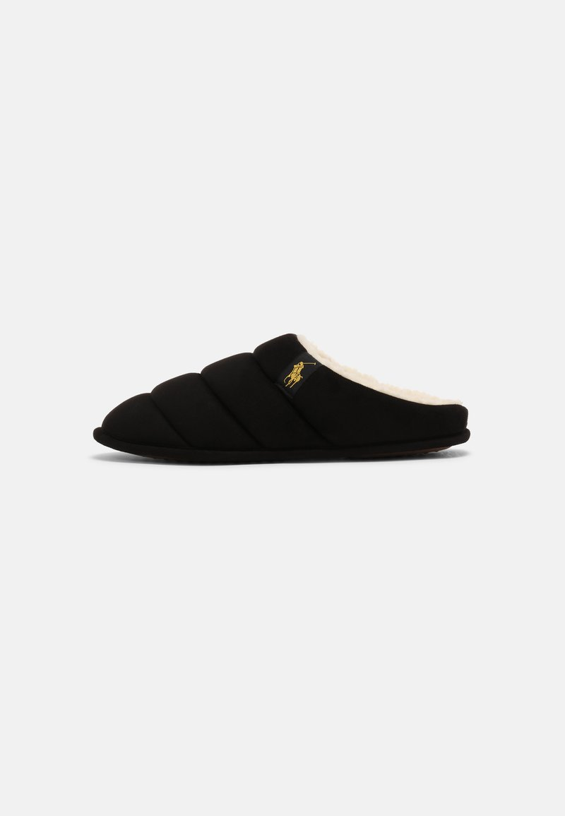 Polo Ralph Lauren - EMERY  - Mules - black with gold