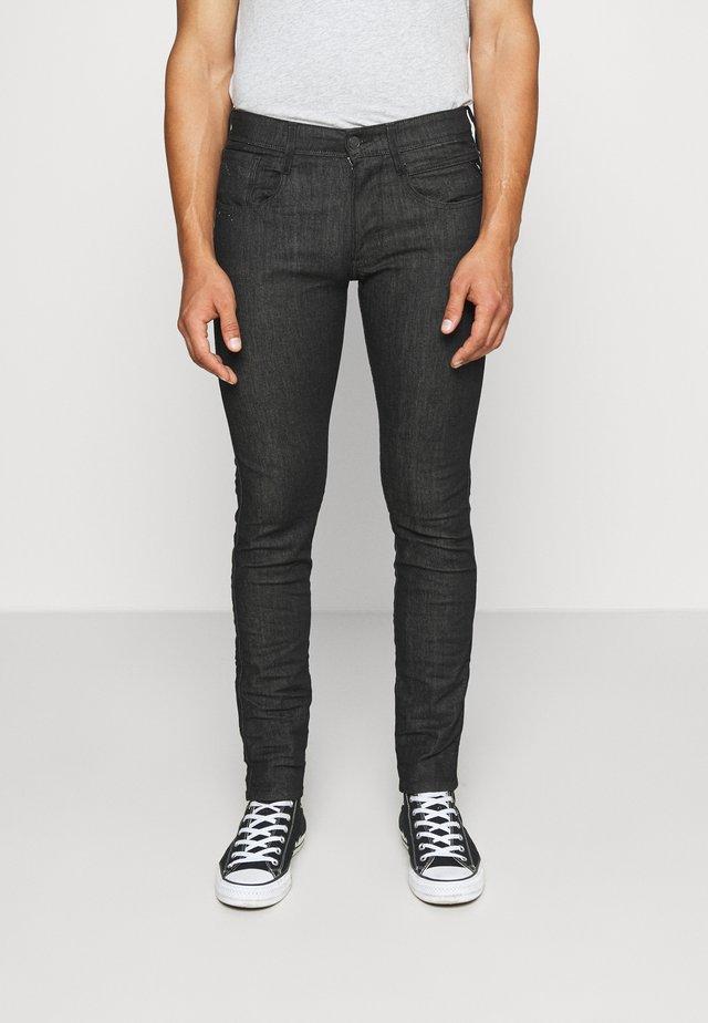 ANBASSX LIGHT - Jeans Skinny Fit - black