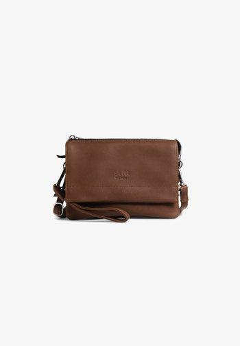 ANOUK MULTI CROSSBODY - Across body bag - brown