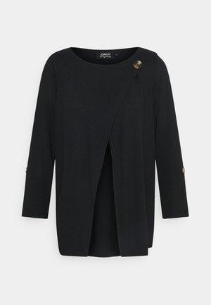 ONLELLE CARDIGAN - Cardigan - black