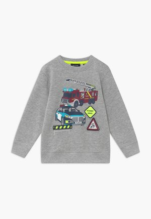 KIDS DIGGER TRUCK  - Sweater - nebel