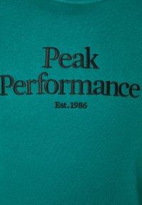 Peak Performance - ORIGINAL HOOD - Sweatshirt - ceres green - 2
