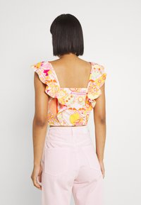 Never Fully Dressed - LOLA CROP - Blouse - multicolor - 2
