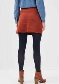 BONOBO Jeans - A-line skirt - marron cognac - 2