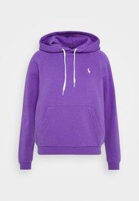 Polo Ralph Lauren - SEASONAL - Bluza z kapturem - spring violet - 5