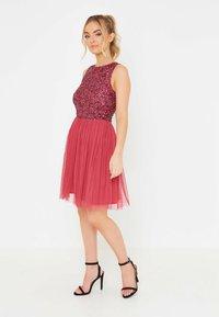 BEAUUT - COCO - Occasion wear - raspberry - 1