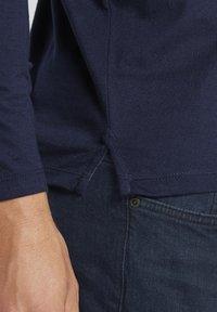 TOM TAILOR - Polo shirt - sky captain navy - 4