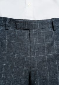 Strellson - ANZUG KYND - Trousers - dunkelblau kariert - 4