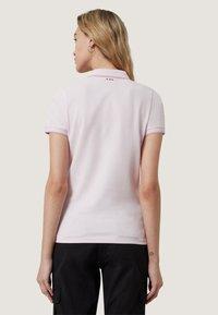 Napapijri - ELMA  - Koszulka polo - petal pink - 1