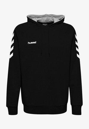 HMLGO  - Hættetrøjer - black