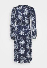 BCBGMAXAZRIA - DAY LONG DRESS - Denní šaty - pacific blue flora - 1