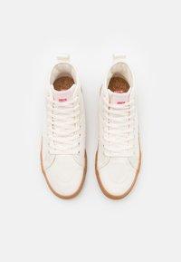 Globe - LOS ANGERED II - Sneakers hoog - organic white - 3
