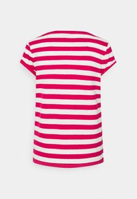 comma casual identity - Print T-shirt - red - 1