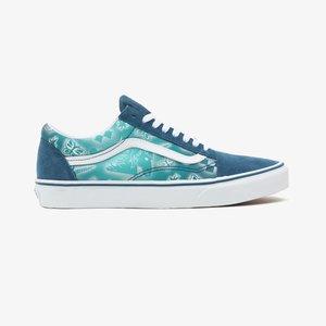 OLD SKOOL - Sneakersy niskie - blue