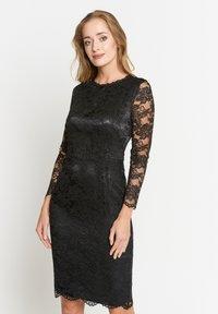 Madam-T - TROPICANA - Cocktail dress / Party dress - schwarz - 5