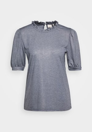 NAVIECR  - Print T-shirt - tradewinds melange