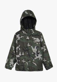 Volcom - RIPLEY INS JACKET - Snowboard jacket - green/black - 0