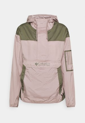 CHALLENGER  - Outdoor jacket - mauve vapor/stone green
