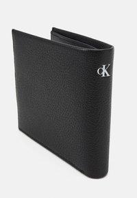 Calvin Klein Jeans - BILLFOLD - Peněženka - black - 3