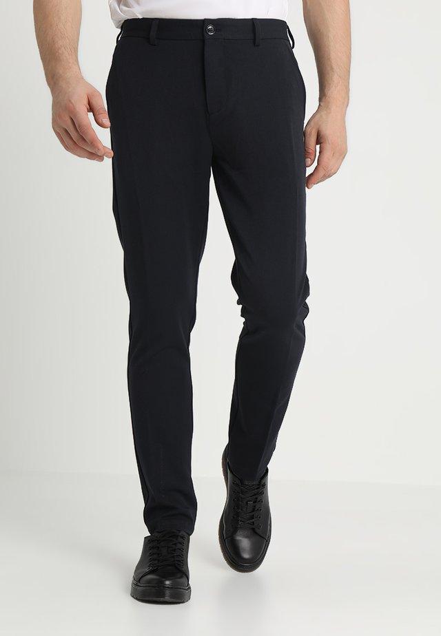 FRANKIE PANTS - Spodnie garniturowe - dark sapphire