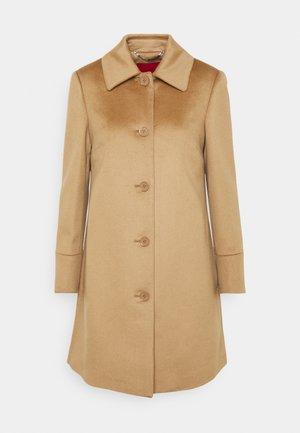JET - Classic coat - camel