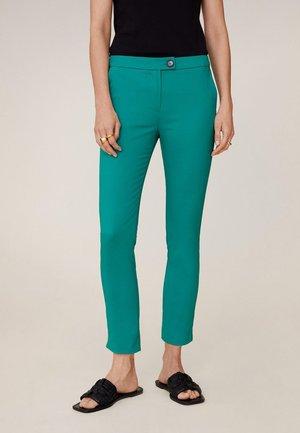 COFI6-N - Spodnie materiałowe - groen